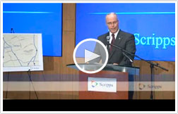 Watch the Scripps Proton Therapy Center Groundbreaking Video